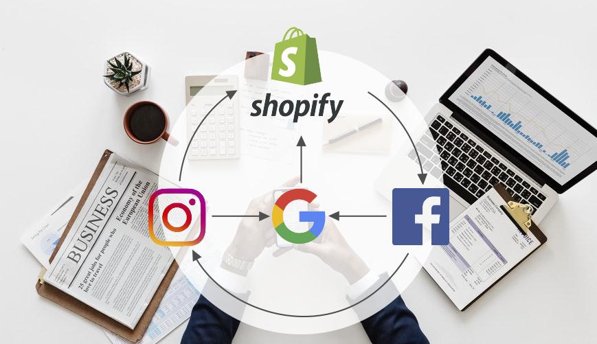 Creación y Promoción De Tiendas Virtuales con Shopify